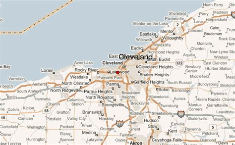 cleveland location guide