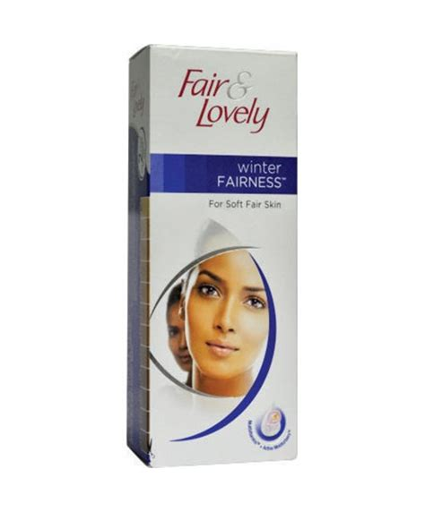 Fair And Lovely Fair And Lovely Fair And Lovely Winter Fairness