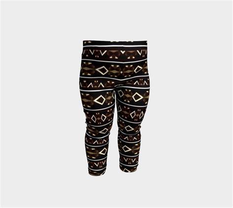 tribal pattern baby clothes tribal dark aztec pattern baby leggings baby leggings by