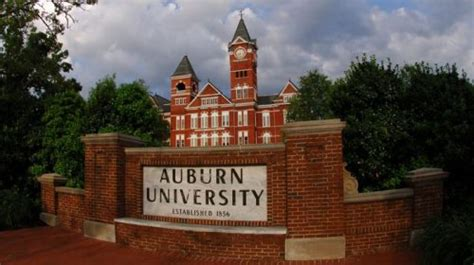 Auburn Mba Reviews by Top 25 Best Value Conservative Colleges 2017 2018