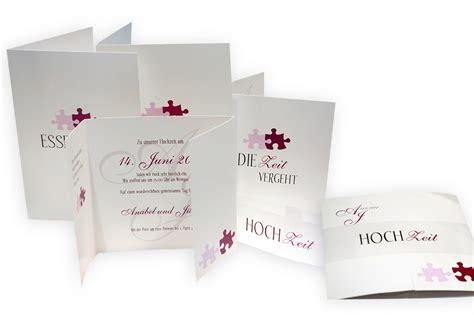 Hochzeitseinladung Puzzle by Einladungskarten Hochzeit Puzzle Vorlagen