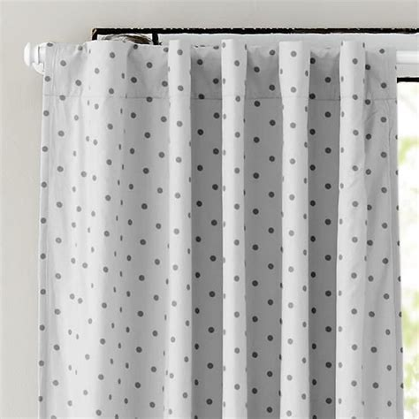 polka dot curtain panels hardware the o jays and dots on pinterest