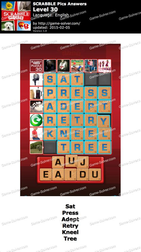 scrabble answer generator scrabble pics level 30 solver