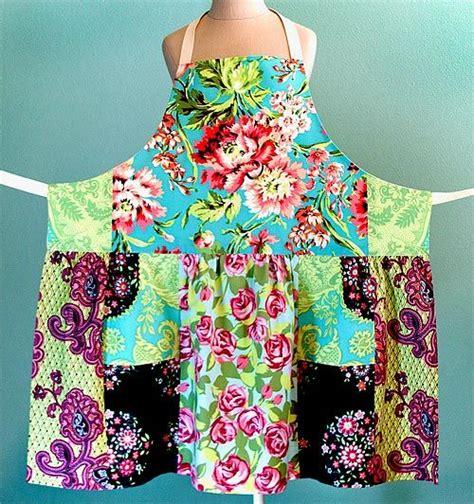tutorial sew apron fat quarter apron tutorial sewing random things