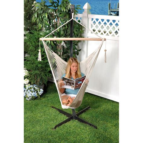 Bliss Hammock Chair by Bliss Hammocks Tahiti Cotton Hammock Chair