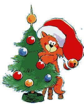 imagenes animadas de animales de navidad gifs de animales de navidad