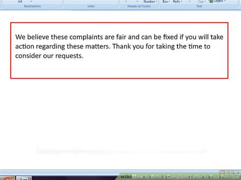 Complaint Letter To Principal how to write a complaint letter to your principal with