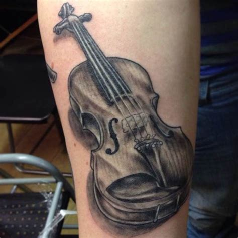 violin tattoo gallery violin tattoo best 3d tattoo ideas pinterest violin