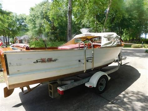 chris craft boats for sale in alabama 1958 chris craft sea skiff 18 dothan alabama boats