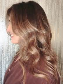 Super warm brown with a few bright highlights highlights this summer