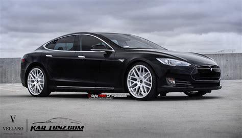 Wheels Tesla Model S Tesla Model S Aftermarket Wheels
