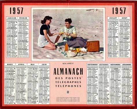 Calendrier De 1957 Les 181 Meilleures Images 224 Propos De Calendriers Depuis
