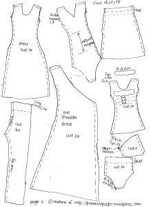 Handmade Clothes Patterns - 1000 images about sewing doll clothing patterns on
