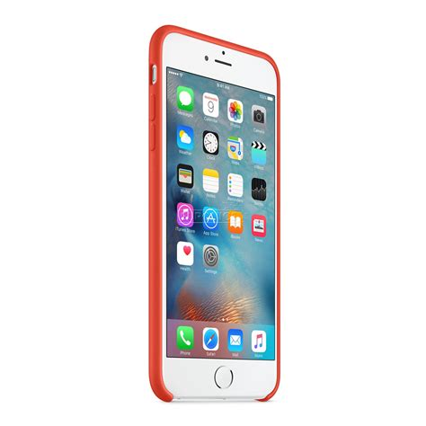 iphone 6s plus silicone apple mkxq2zm a