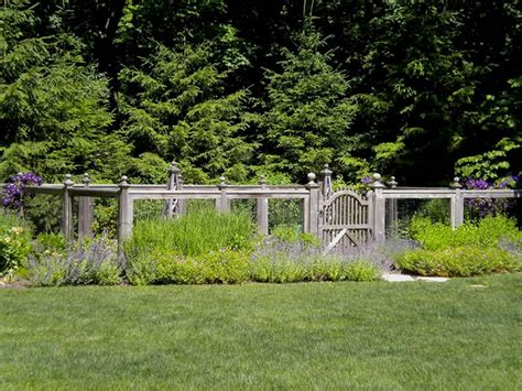 Easy Garden Fence Ideas Garden Fence Ideas For Great Home And Garden Homestylediary