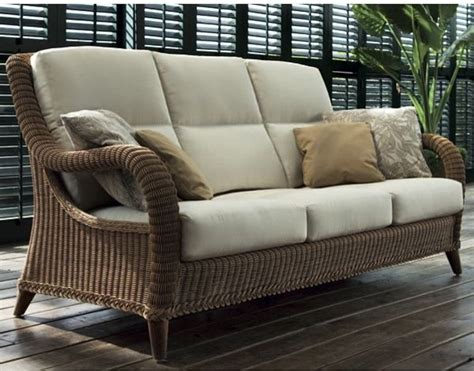 Outdoor Sectional Sofa Sale Kenya Outdoor Wicker Sofa Contemporary Patio Chicago By Home Infatuation
