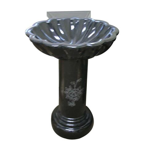granite pedestal pedestal black granite carved granite pedestal sink
