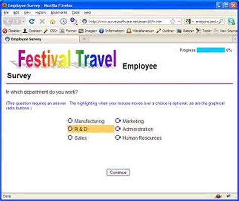 Online Survey Questionnaire - online survey software software for online surveys online questionnaire software