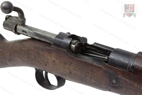 lug pattern in spanish spanish 1916 mauser bolt action short rifle 308 7 62x51
