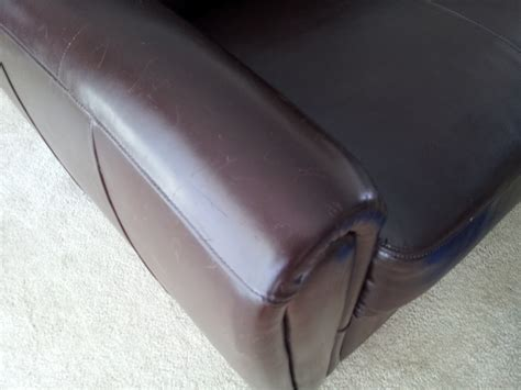 how to fix scratched leather sofa how to keep my cat from scratching my couch home improvement