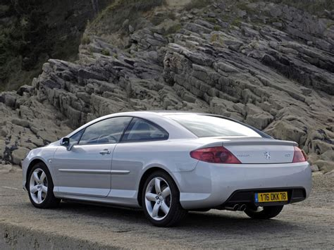 peugeot 407 coupe 2007 peugeot 407 coupe specs photos 2005 2006 2007 2008