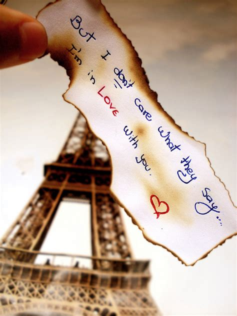 quotes film eiffel i in love cute love quotes with pictures of the eiffel tower quotesgram