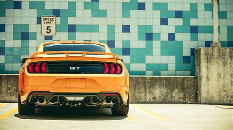 sports car 4k wallpaper 2018 ford mustang gt fastback sports car 4k 3 wallpaper