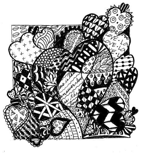 free coloring pages of zentangle animals free coloring pages of zentangle animals