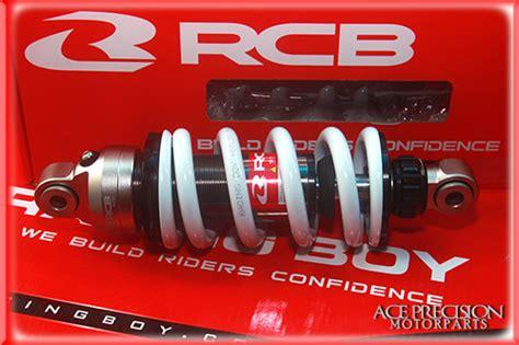 Shock Rcb shock absorber