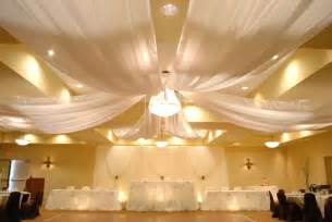 Factory Direct Drapes 6 Panel Ceiling Draping Kit Hardware Only