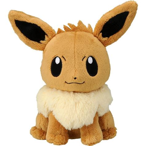 stuffed animal plush eevee