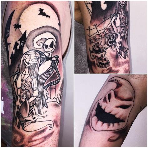 nightmare before christmas tattoos designs 75 best nightmare before design ideas 2018