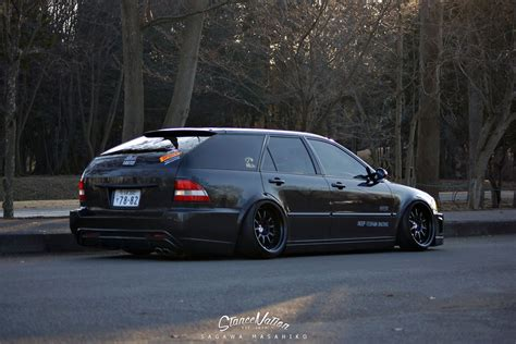 stanced honda image gallery stanced wagon
