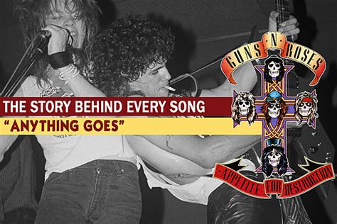 Kaos Band Acdc Anything Goes guns n roses reach into their past with anything goes the story every appetite for