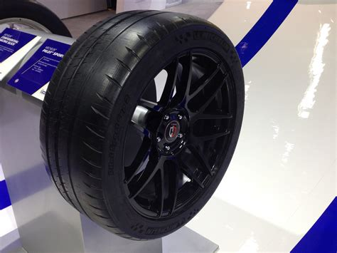 michelin pilot sport cup 2 check out the cars at this year s naias traction news