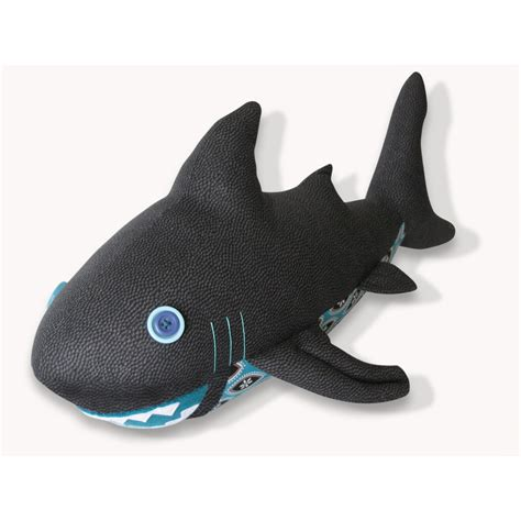 7 foot plush shark elegant charter club cozy plush throw created for macyus with 7 foot plush