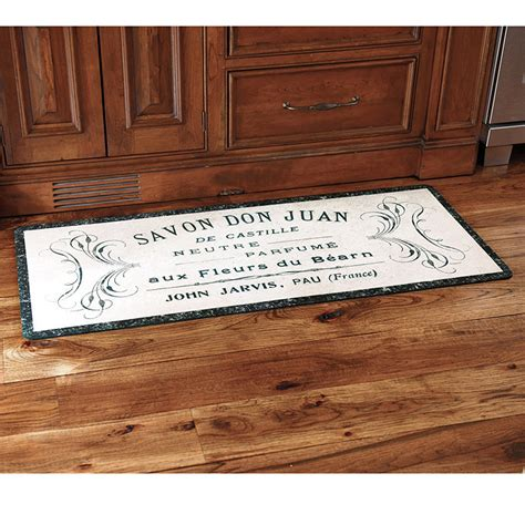 ballard designs kitchen rugs soap label comfort mat rugs ballard designs