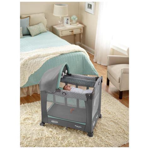 space saving crib