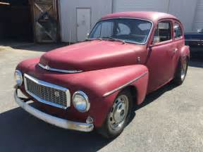 Volvo Pv544 For Sale 1965 Volvo Pv544 Sport For Sale Photos Technical