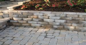 Timber and stone retaining walls in maryland