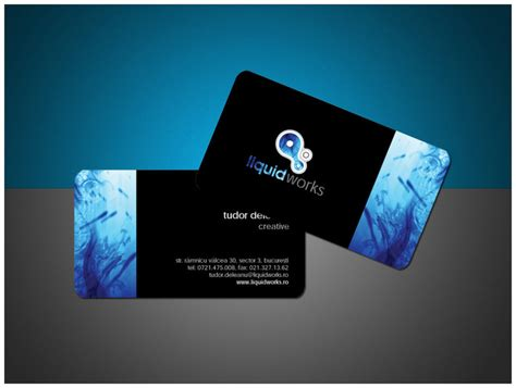 home design imaginative business card designs page card