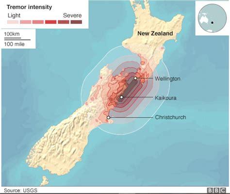 earthquake zones nz new zealand quake ruptured 6 faults tallbloke s talkshop