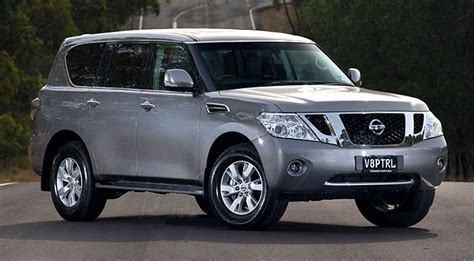 nissan new patrol the all new nissan patrol in detail