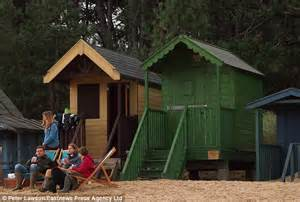 tiny norfolk beach hut is put up for sale for 163 70 000