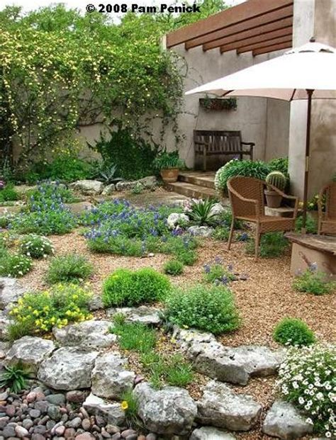 xeriscaped backyard design simple xeriscape designs amazing casual easy going