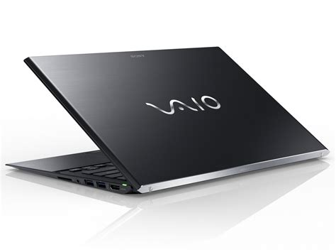 Sony VAIO Pro 11 SVP11217PGB (Black) Ultrabook