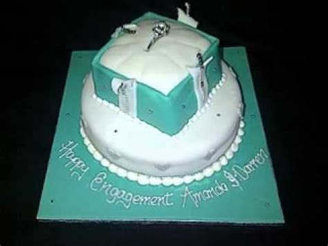 need ideas for engagement cakes diy engagement cake decorations