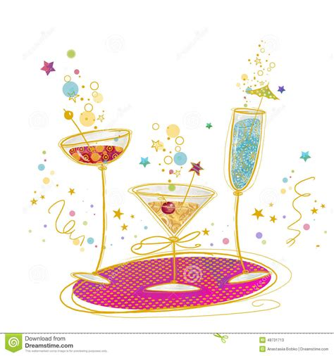 birthday martini clipart birthday cocktail clipart