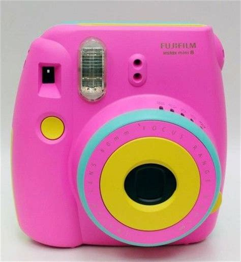 polaroid colors fujifilm colorful instax mini8 cameras
