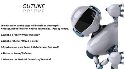 slides for ppt on robotics robotics presentation